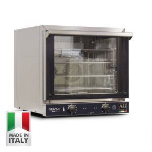Electric Convection Oven - Bakery Trays