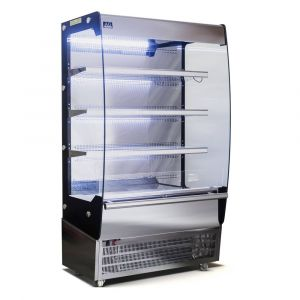 1200MM - 580 Litre - Open Showcase Fridge