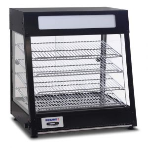 Roband Pie Warmer & Merchandiser 60 pies