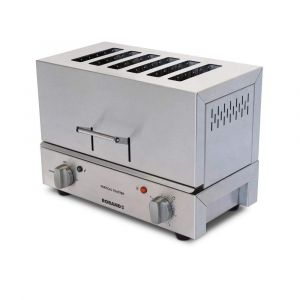 Roband Vertical Toaster, 6 slice