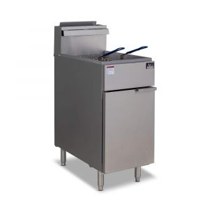 Commercial Gas Fryer - 3 Burner (LPG)