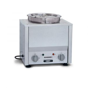 Roband Counter Top Bain Marie 200mm round pot
