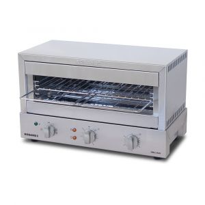 Roband Grill Max Toaster 8 slice, glass elements