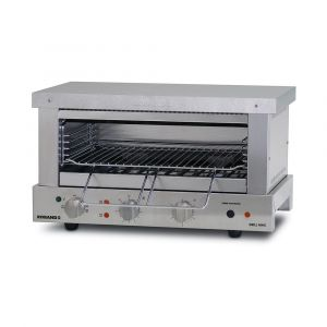 Roband Grill Max Wide-Mouth Toaster 8 slice, 15 Amp
