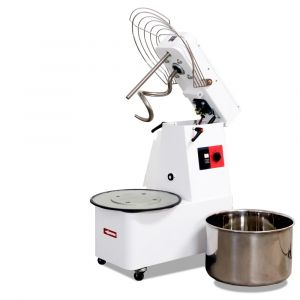 Italian Made 30 Litre Spiral Mixer with removable bowl
