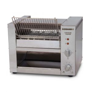 Roband Conveyor Toaster - up to 500 slice per hour (bread type dependant)