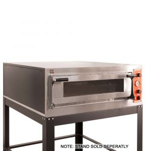 Italian Made Commercial 4 Series Electric Single Deck Oven