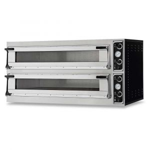 Italian Made Commercial 66L Electric Double Deck Oven