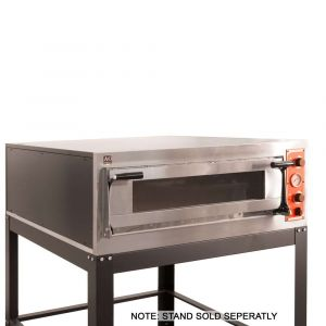 Italian Made Commercial 6 Series Electric Single Deck Oven