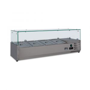 Bench Top Saladette / Pizza Showcase - 1200mm